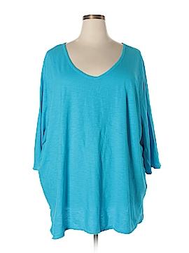Catherines 3/4 Sleeve T-Shirt Size 30-32 (Plus)