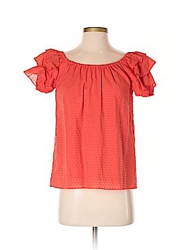 Tibi Short Sleeve Top Size 0