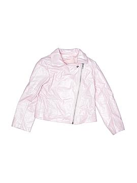 Xhilaration Faux Leather Jacket Size 4 - 5