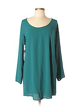 Tildon Long Sleeve Blouse Size XL