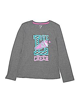 Danskin Long Sleeve T-Shirt Size 7 - 8