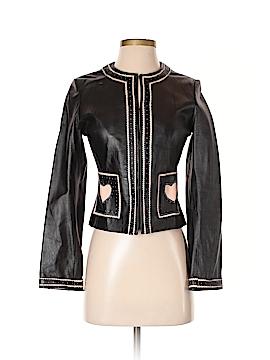 Rachelle Leather Jacket Size S