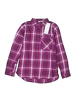 Dex Long Sleeve Button-Down Shirt Size 10