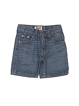 Levi Strauss Signature Denim Shorts Size 12 mo