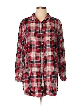 Jag Long Sleeve Button-Down Shirt Size XL