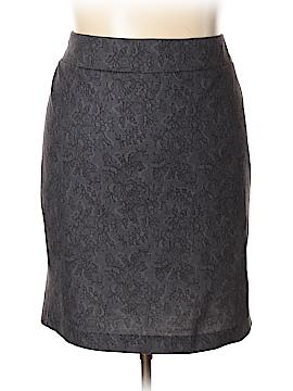 Elle Casual Skirt Size 1X (Plus)