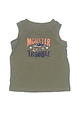 WonderKids Sleeveless T-Shirt Size 2T
