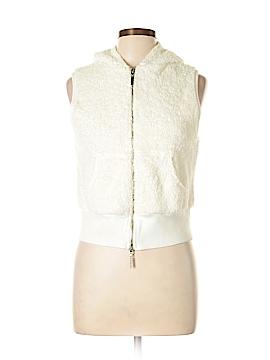 Forever Faux Fur Vest Size L