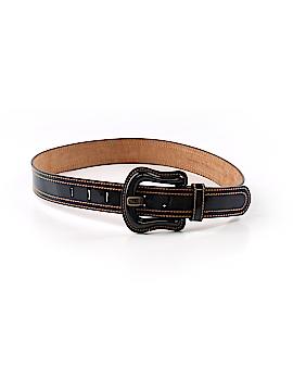 Fendi Leather Belt Size S