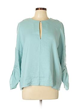 Tibi Long Sleeve Blouse Size L