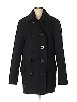 J. Crew Wool Coat Size M (Tall)