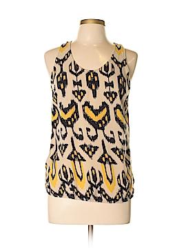 Cynthia Rowley for T.J. Maxx Sleeveless Blouse Size L