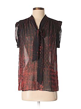 RACHEL Rachel Roy Short Sleeve Blouse Size 4