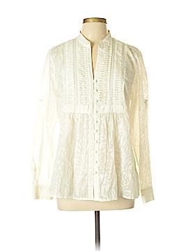 Emma James Long Sleeve Blouse Size L