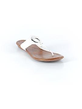 Stuart Weitzman Flip Flops Size 10