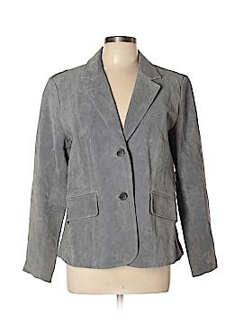 Chadwicks Leather Jacket Size 16 (Petite)