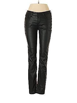 Joie Faux Leather Pants 26 Waist