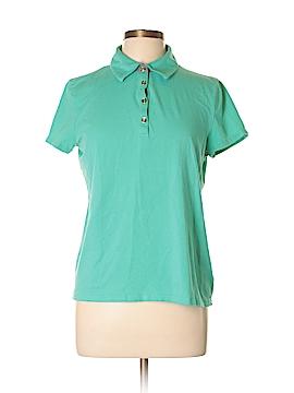 Jones New York Signature Short Sleeve Polo Size XL