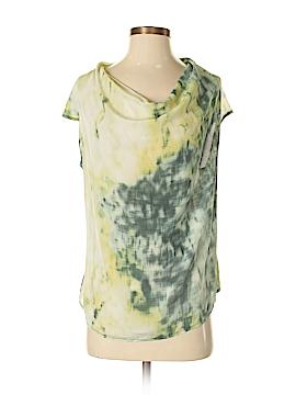 Deletta Sleeveless Silk Top Size XS