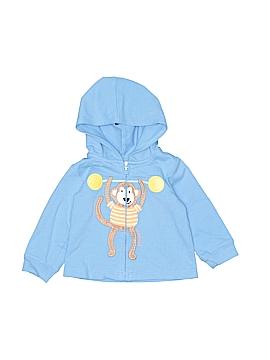 OshKosh B'gosh Zip Up Hoodie Size 12 mo