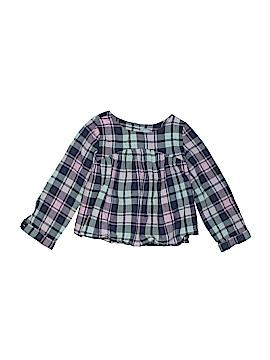 Baby Gap Long Sleeve Blouse Size 3