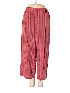 Coldwater Creek Linen Pants Size S