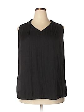 Eloquii Sleeveless Blouse Size 22 (Plus)