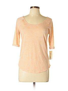 Maison Jules 3/4 Sleeve T-Shirt Size M