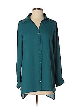 Soprano Long Sleeve Blouse Size S
