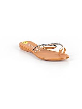 Italian Shoemakers Footwear Sandals Size 6