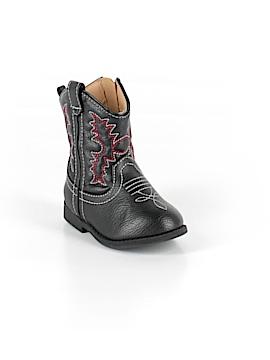 Healthtex Boots Size 4