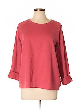 Lands' End Sweatshirt Size XL