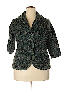Carole Little Wool Coat Size 2X (Plus)