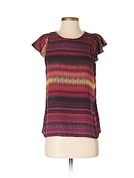 Worthington Short Sleeve Blouse Size S