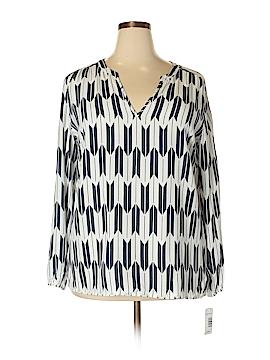 Pendleton Long Sleeve Blouse Size 2X (Plus)