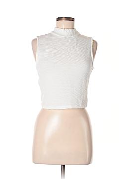 Zara TRF Sleeveless Top Size M