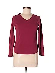 Ann Taylor Factory Women Long Sleeve T-Shirt Size M