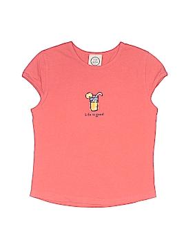 Life Is Good Short Sleeve T-Shirt Size 6 - 8