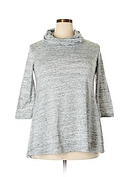 Le Lis 3/4 Sleeve Top Size L