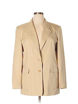Talbots Silk Blazer Size 14