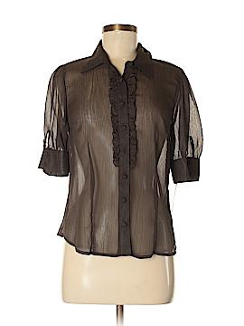 AB Studio 3/4 Sleeve Blouse Size S