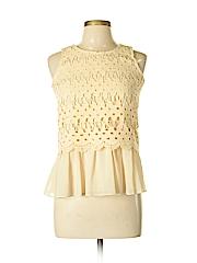 Ezra Women Sleeveless Top Size S