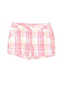 Justice Khaki Shorts Size 7