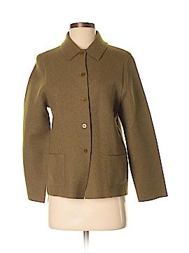 Eileen Fisher Wool Coat Size S (Petite)