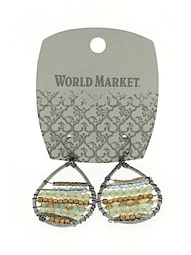 World Market Earring One Size