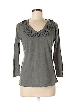 G.H. Bass & Co. 3/4 Sleeve T-Shirt Size M
