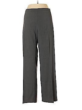 Eileen Fisher Linen Pants Size 12