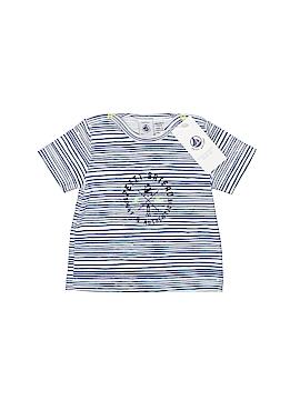 Petit Bateau Short Sleeve T-Shirt Size 6 mo