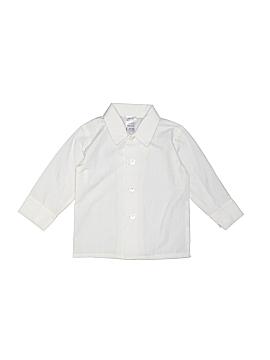 Lito Long Sleeve Button-Down Shirt Size 18-24 mo