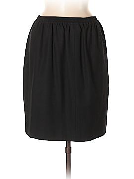 Eskandar Wool Skirt Size 8 (1)